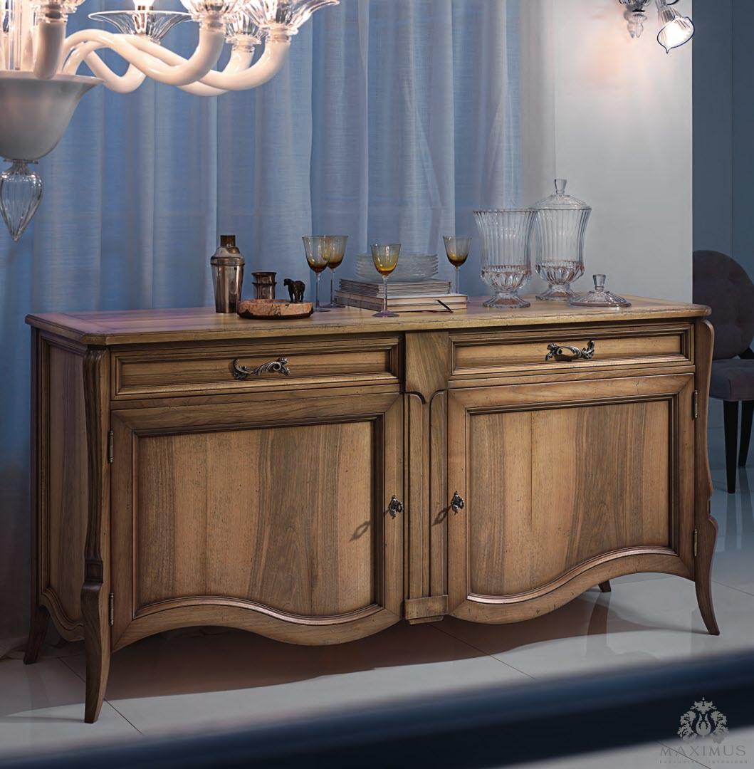 Комод в стиле Неоклассика, фабрика FM Bottega D\'Arte, коллекция Cezanne