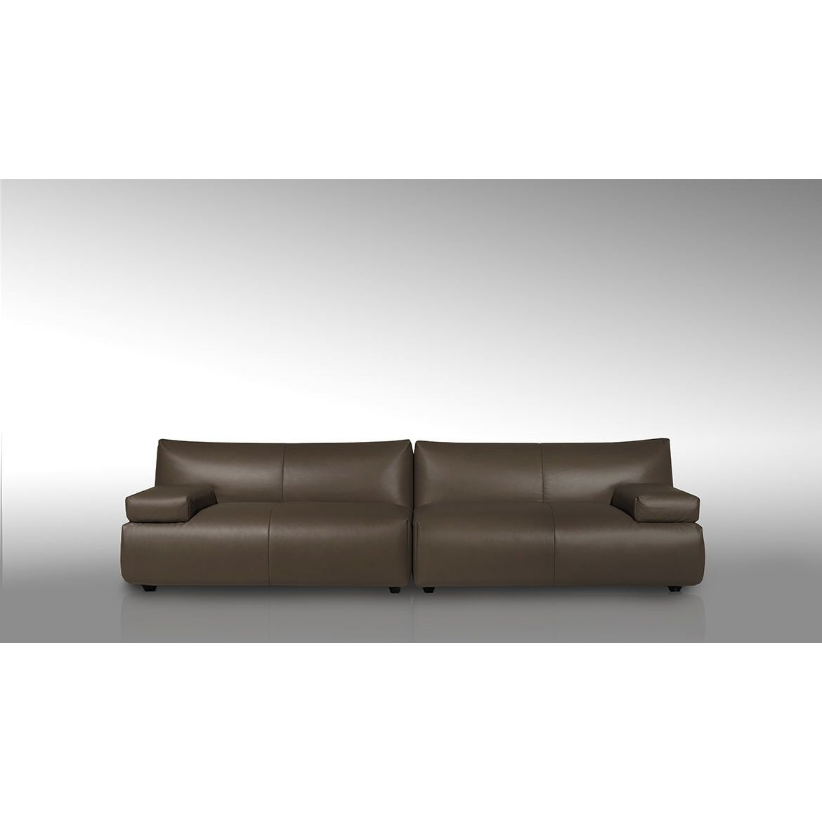 Диван, стиль хай-тек, дизайн Fendi Casa, модель Agadir Sectional Sofa