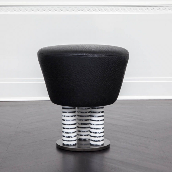 Банкетка KELLY WEARSTLER - LEONA FOOT STOOL