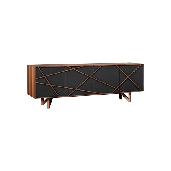 Буфет Brave Sideboard by Macronato & Zappa Arch, Lacquered Wooden Sideboard