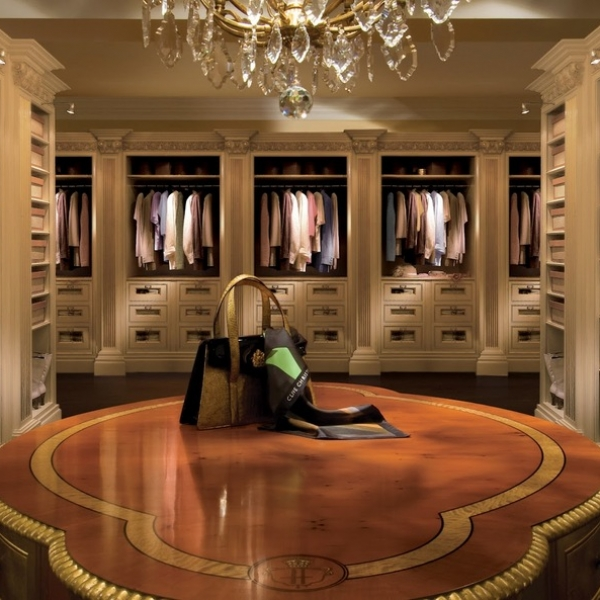 Гардеробная Clive Christian Dressing Room II