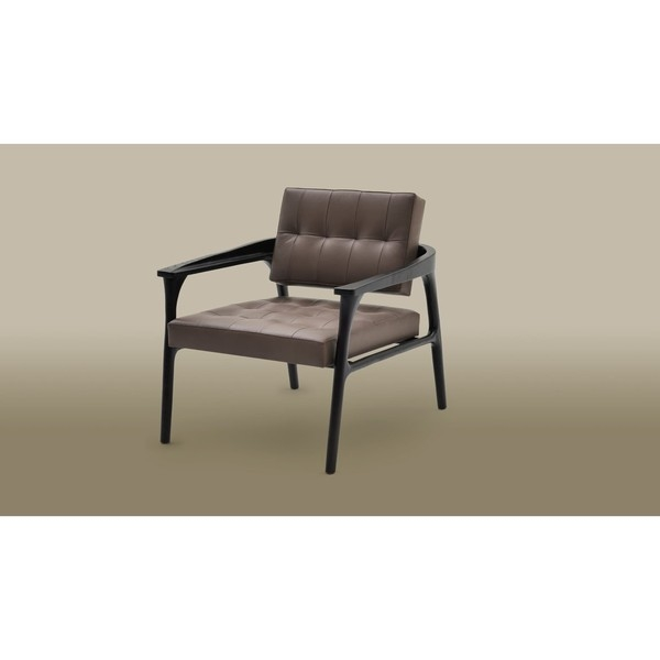 Кресло Casilia Lounge Armchair, дизайн Trussardi Casa
