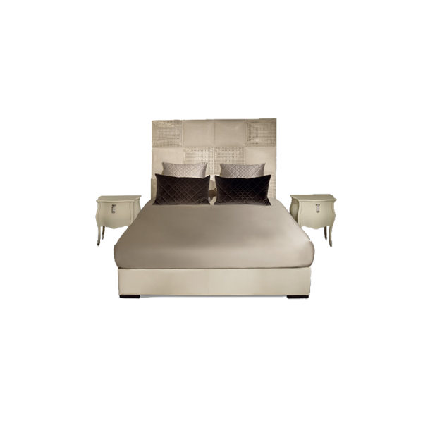 Кровать Diamante King La Mamounia Bed, дизайн Fendi Casa