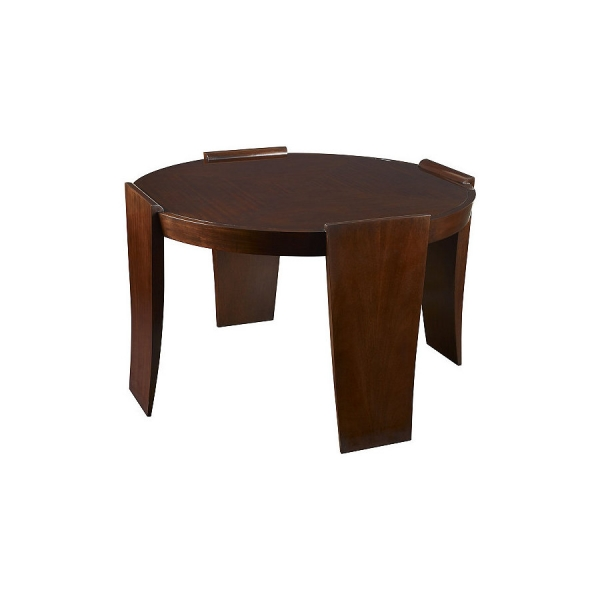 Стол обеденный RADIANT CENTER TABLE, дизайн Baker, дизайнер Thomas Pheasant