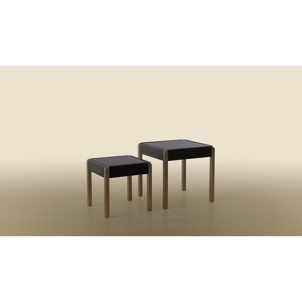 Стол журнальный Band Coffee and Side Tables 4, дизайн Trussardi Casa