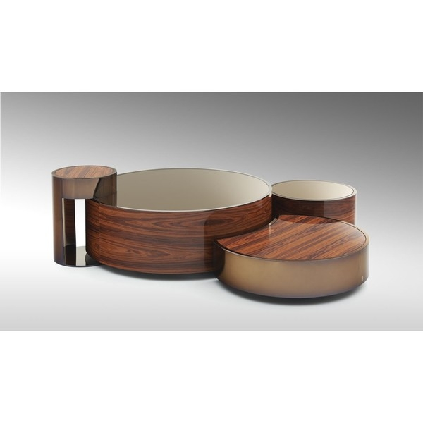 Стол журнальный Constellation Wood Coffee Tables, дизайн Fendi Casa