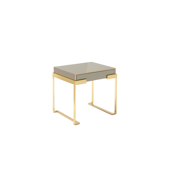 Тумба Aura Bedside Table, дизайн Fendi Casa