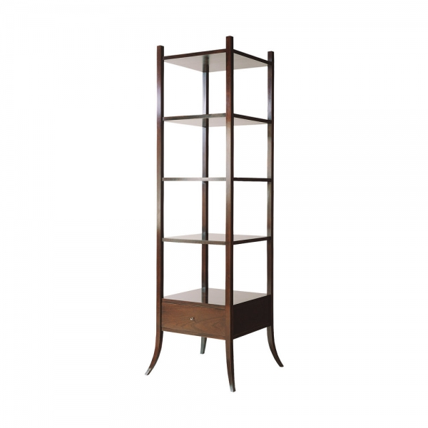 Витрина ETAGERE, дизайн Baker Furniture