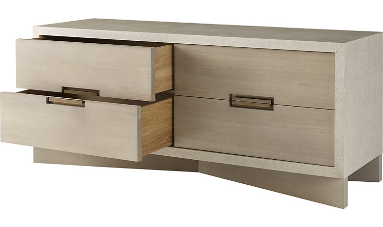 Комод KONA DOUBLE CHEST, дизайн компании Baker, дизайн Barbara Barry
