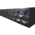 Буфет Hand-Carved Diamond Front Origami Buffet