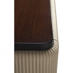 Комод REFINED REEDED SERVER, дизайн компании Baker, дизайн Barbara Barry