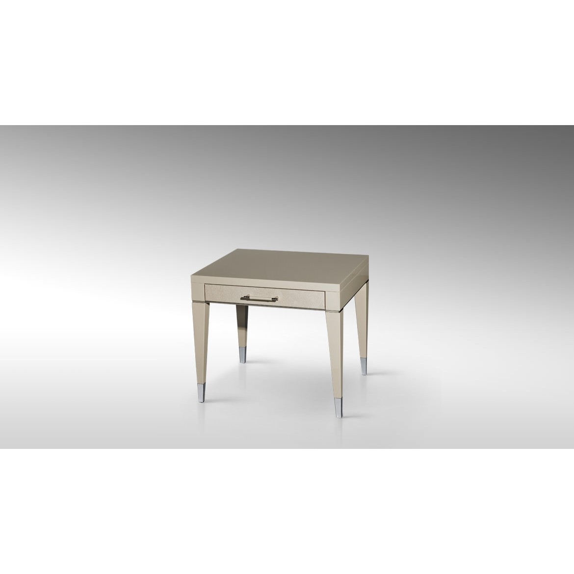 Тумба Dedalo Bedside Table, дизайн Fendi Casa