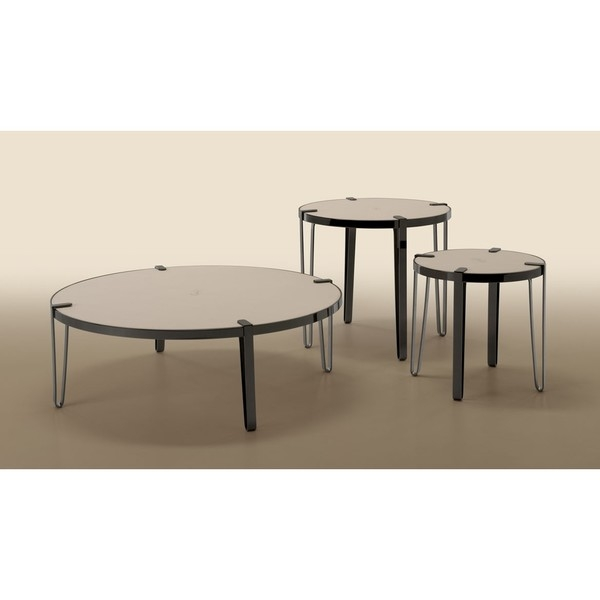 Стол журнальный Bondai Coffee Tables, дизайн Trussardi Casa