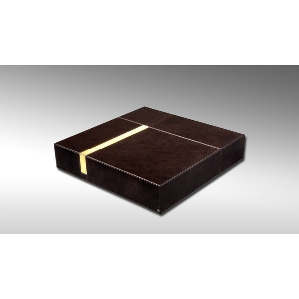 Стол журнальный Quadrum Onyx Coffee Table, дизайн Fendi Casa