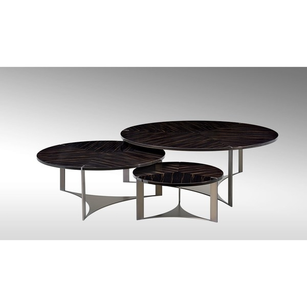 Стол журнальный Tolomeo Coffee Tables, дизайн Fendi Casa