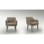 Кресло Lauren Chairs, дизайн Bentley Home